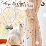 Magnetic Curtain Tieback Buckle