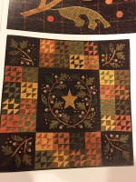 A Change Of Seasons CLT1610001H Quilt Blanket