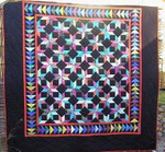 A Country Night CLA2210003Q Quilt Blanket