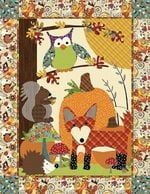 A Walk In The Woods Quilt Blanket DHC010235LT