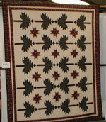 A Walk In The Woods CLA2110002Q Quilt Blanket