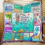 A Soul Of A Mermaid Quilt Psl803 Dhc11124337Dd