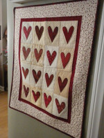 A History Of My Valentines Day Quilt Blanket DHC3101104LT