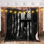A Simple Man Quilt Blanket Kp4 Dhc1312551Dd