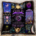 A Child Of Sun And Moon Quilt P179B Dhc11121702Dd