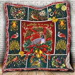 A Partridge In A Pear Tree Quilt Mlh485 Dhc11122614Dd