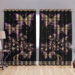 Butterfly Curtain DTH090704HD