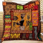 African CLD190705 Quilt Blanket