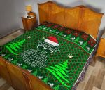 ALL I WANT FOR CHRISTMAS IS TO RIDE FAST MOTOCROSS QUILT DHC281111233DD