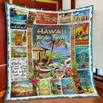 Aloha Hawaii That Place Forever In Your Heart GS-CL-LD2506 Quilt Blanket