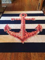 Anchor CLA210652 Quilt Blanket