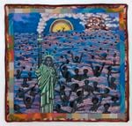 African Liberty CLT2210003H Quilt Blanket