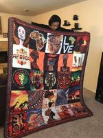 African Culture CLD170723 Quilt Blanket #52257