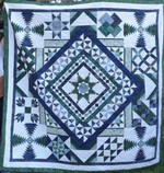 All Roads Lead To Rome CLA1810017Q Quilt Blanket
