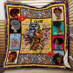 African Woman CL18100008MDQ Quilt Blanket #92657
