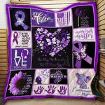 Alzheimer Awareness Quilt Th736 Dhc11123177Dd