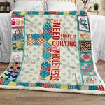 All I Need Is Quilting Sofa Blanket Ps121 Dhc11123737Dd