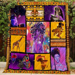 African CLD190702 Quilt Blanket #58223