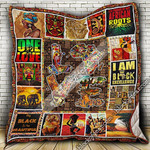 African Culture GS-CL-LD3012 Quilt Blanket