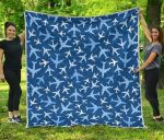 Airplane CL12100004MDQ Quilt Blanket