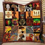 African Culture Color Of Life Quilt Blanket Dhc04011445Dd