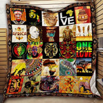 African Culture CL18100006MDQ Quilt Blanket