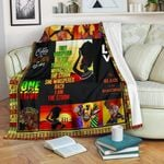 African Culture CL11120032MDF Sherpa Fleece Blanket