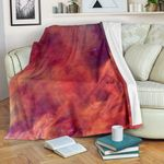 Abstract Nebula Cloud Galaxy Space CL06120012MDF Sherpa Fleece Blanket