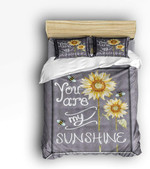You Are My Sunshine Bees Sunflowers CLG1601163B Bedding Sets