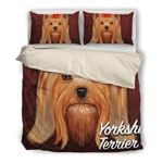 Yorkshier Terrier CL16100897MDB Bedding Sets