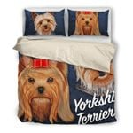 Yorkshier Terrier CL16100899MDB Bedding Sets