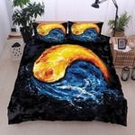 Yin Yang Fire And Water Elementals DN3112208B Bedding Sets