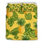 Yellow Tropical Pineapple CLH2911256B Bedding Sets