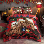 Yorkshire Terrier Christmas HM3110170T Bedding Sets
