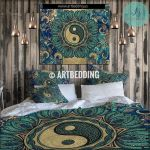 Yinyang Mandala CLP0510121B Bedding Sets