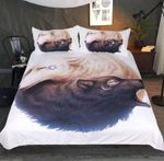 Yin And Yang Wolves CLH1010424B Bedding Sets