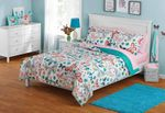 Your Zone Butterfly CLP1210138TT Bedding Sets #36665