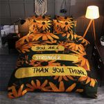 You Are Stronger Than You Think TN280990T Bedding Sets