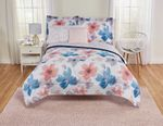 Your Zone Watercolor Flower CLP1210141TT Bedding Sets #68196