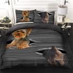 Yorkshire Terrier Cute GS-CL-LD3005 Bedding Set