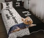 Yorkshire Side Terrier My Side GS-CL-NC1108 Bedding Set