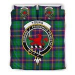 Young Clan Badge Tartan Bedding Sets Dhc13121894Dd