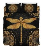 Yy0506 Dragonfly Ready For It Bedding Set Christmas Gift Dhc13121264Dd