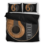 Yin Yang Guitar CL14100036MDB Bedding Sets #57728
