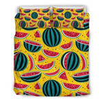 Yellow Watermelon Pieces CLH2911259B Bedding Sets
