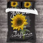 You Are My Sunflower CLG1601162B Bedding Sets