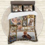 Yorkshire Terrier Cute CLM2612931B Bedding Sets