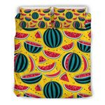 Yellow Watermelon Pieces CL16100895MDB Bedding Sets