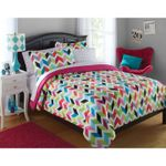 Your Zone Bright Chevron CLP1210137TT Bedding Sets