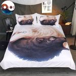 Yin And Yang Wolves Bedding Set DHC0401201331TD